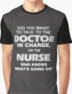 Nurse Graphic T-Shirt