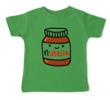 Nutella Baby Tee