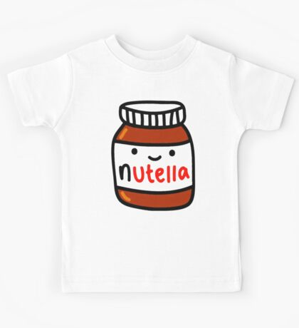 Nutella Kids Tee