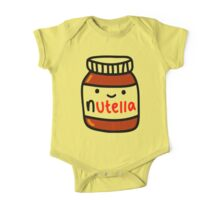 Nutella One Piece - Short Sleeve