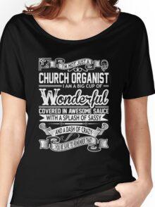 Church organist Women's Relaxed Fit T-Shirt