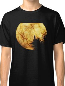 Moon Night Classic T-Shirt