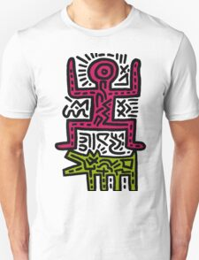 HARING - COUPLE for Women (Family) Unisex T-Shirt