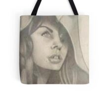 Not red riding hood Tote Bag