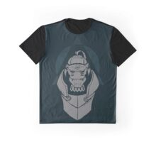 Alphonse Elric In The Dark Graphic T-Shirt