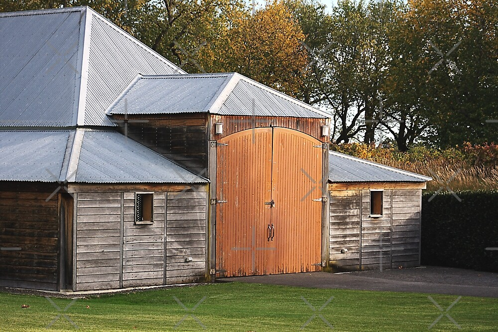 Old Barn by Joy Watson