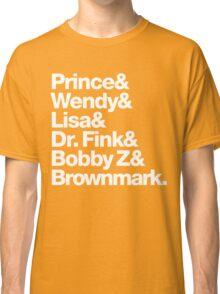 Prince & The Revolution 1984 Purple Rain Band Classic T-Shirt
