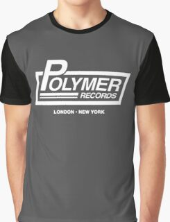 POLYMER RECORDS SPINAL UNOFFICIAL TAP Graphic T-Shirt