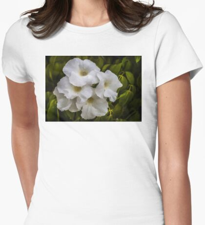 Bower Vine Womens Fitted T-Shirt
