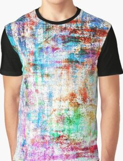 Rusty Color Graphic T-Shirt