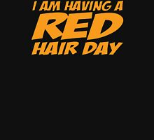 RED GINGER HAIR DAY Unisex T-Shirt