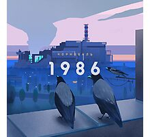 Chernobyl 1986 Photographic Print