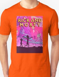 Rick and Morty Adventure T-Shirt