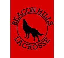 beacon hills lacrose teen wolf Photographic Print