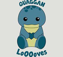 Guild Wars 2 - Quaggan LoOOoves you! Unisex T-Shirt
