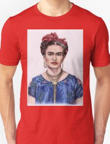 Hommage to Frida Kahlo T-Shirt