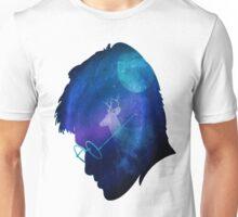 Patronus on my Mind in moon Unisex T-Shirt