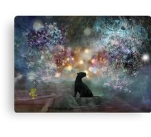 Vision Quest Canvas Print