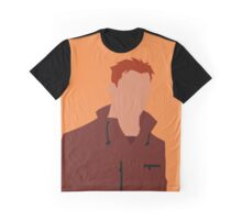 Wally West Minimalism Graphic T-Shirt