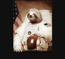 Spaceman Sloth Astronaut T-Shirt