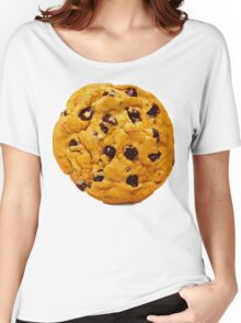 Cookie Choc Chip Women's Relaxed Fit T-Shirt