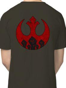 Rebel Alliance logo- Fist Of Fury Classic T-Shirt