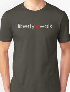 Liberty Walk : Typography T-Shirt