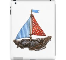 Brave sailor iPad Case/Skin
