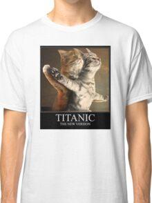 Titanic Cats Classic T-Shirt