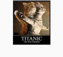 Titanic Cats Unisex T-Shirt