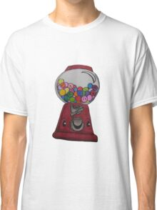 Happy Gum Machine Classic T-Shirt