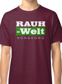 RAUH-WELT BEGRIFF : hongkong Classic T-Shirt