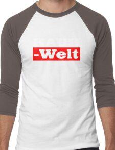 RAUH-WELT BEGRIFF : Los Angeles Men's Baseball ¾ T-Shirt