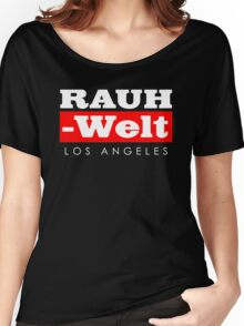 RAUH-WELT BEGRIFF : Los Angeles Women's Relaxed Fit T-Shirt