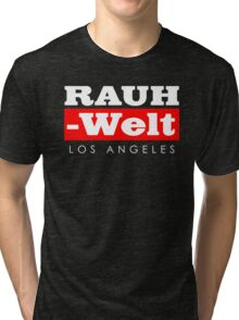 RAUH-WELT BEGRIFF : Los Angeles Tri-blend T-Shirt
