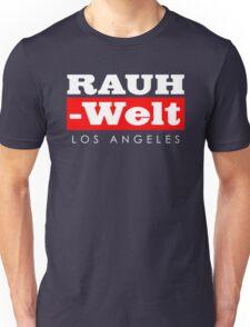 RAUH-WELT BEGRIFF : Los Angeles Unisex T-Shirt