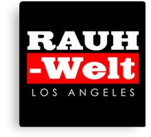RAUH-WELT BEGRIFF : Los Angeles Canvas Print