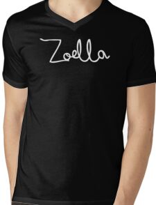 Zoella Mens V-Neck T-Shirt