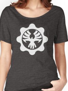 Gears of War 4 - Cog Emblem Women's Relaxed Fit T-Shirt
