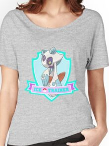 Ice Trainer #2 Women's Relaxed Fit T-Shirt