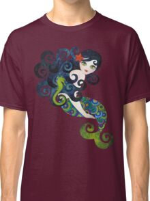 Aquamarine Mermaid Classic T-Shirt