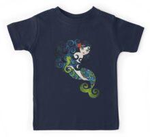 Aquamarine Mermaid Kids Tee