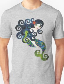 Aquamarine Mermaid Unisex T-Shirt