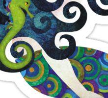 Aquamarine Mermaid Sticker