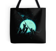 Freedom Cats Tote Bag