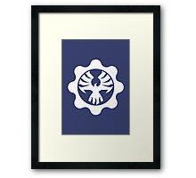 Gears of War 4 - Cog Emblem Framed Print