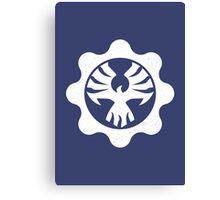 Gears of War 4 - Cog Emblem Canvas Print