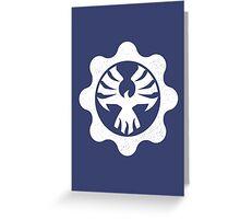 Gears of War 4 - Cog Emblem Greeting Card