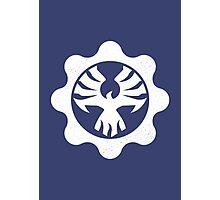 Gears of War 4 - Cog Emblem Photographic Print