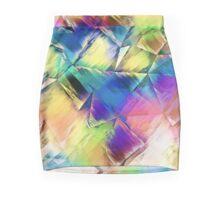 Painting Light To Shapes Mini Skirt